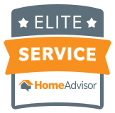 HomeAdvisor Elite Service Winner
