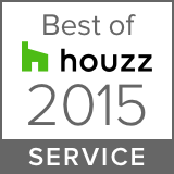 Best of Houzz 2015 Award Winner
