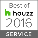 Best of Houzz 2016 Award Winner